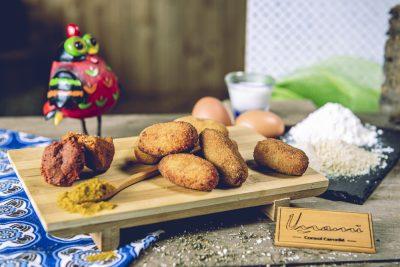 Pollastre coco i curritos